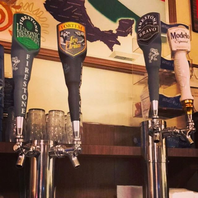 Well this is new Now serving beer on tap! Taghellip