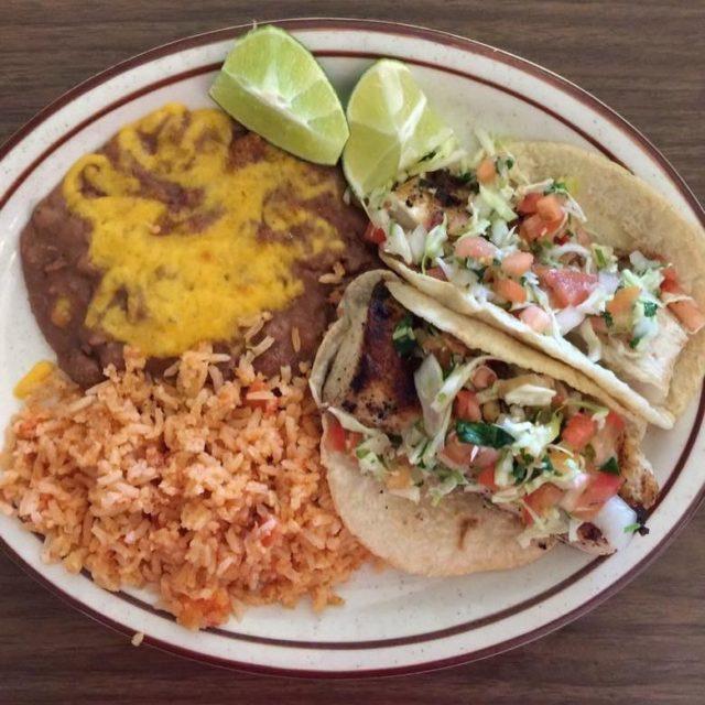 Come in and enjoy a summertime special mahi mahi tacoshellip