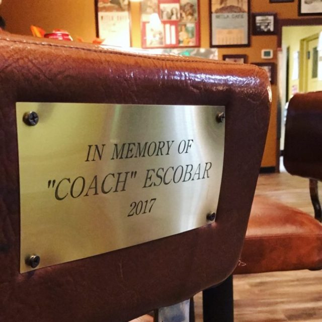 We saved your seat Ace! Thanks for the memories Coachhellip
